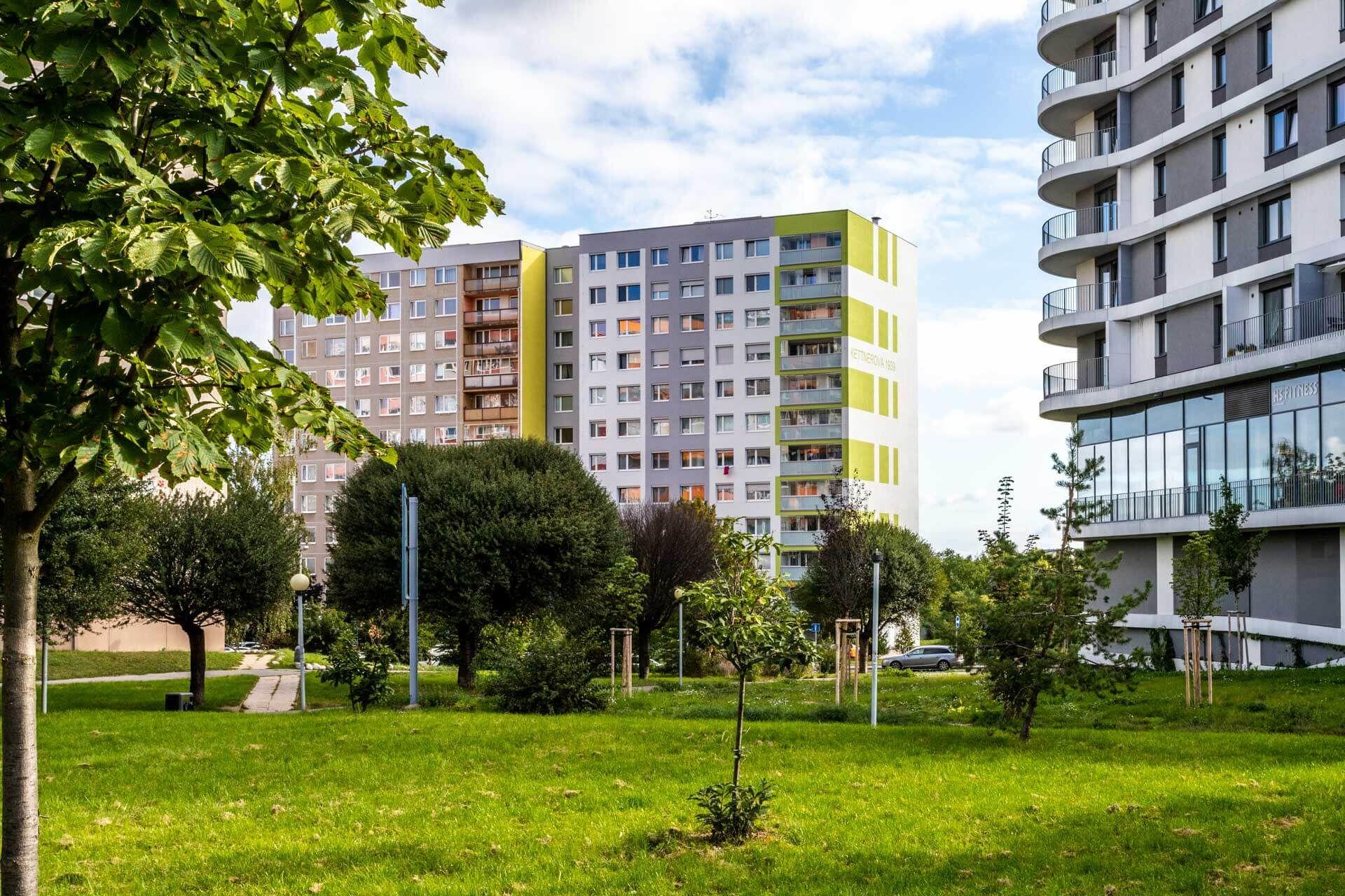 Prodej bytu 2+kk - 43 m², Praha 5 - Stodůlky