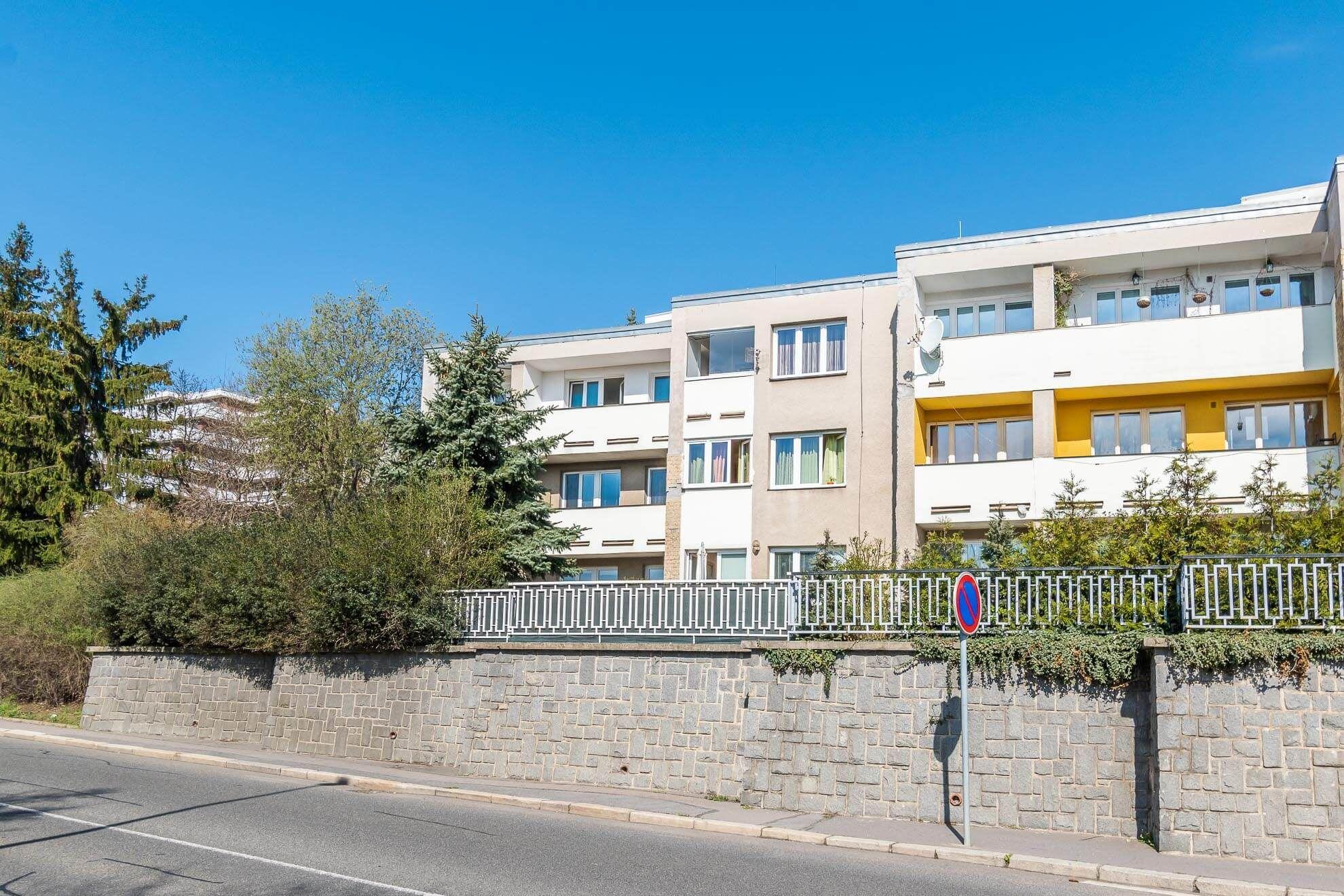 Prodej bytu 2+1 vosobním vlastnictví 59 m², Praha 6 - Břevnov