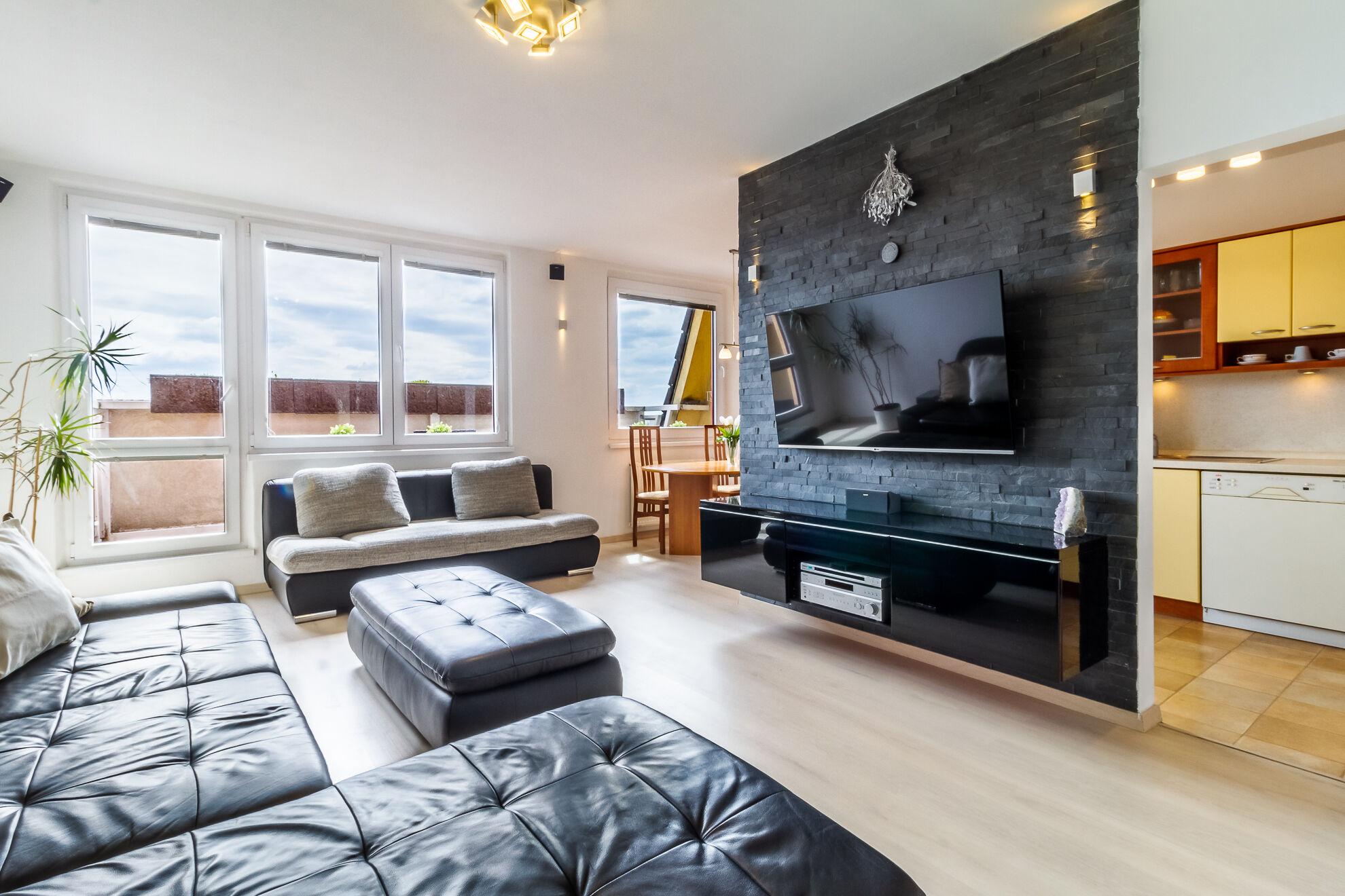 Prodej bytu 3+kk - 78 m², Praha 4 - Kunratice