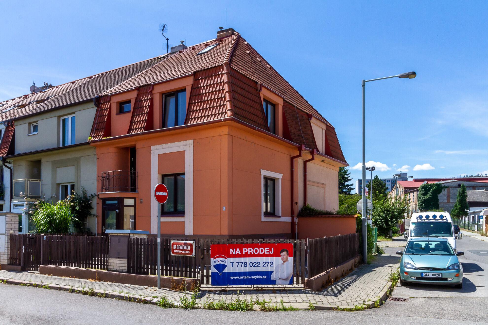 Prodej domu 112 m2, Praha - Radotín