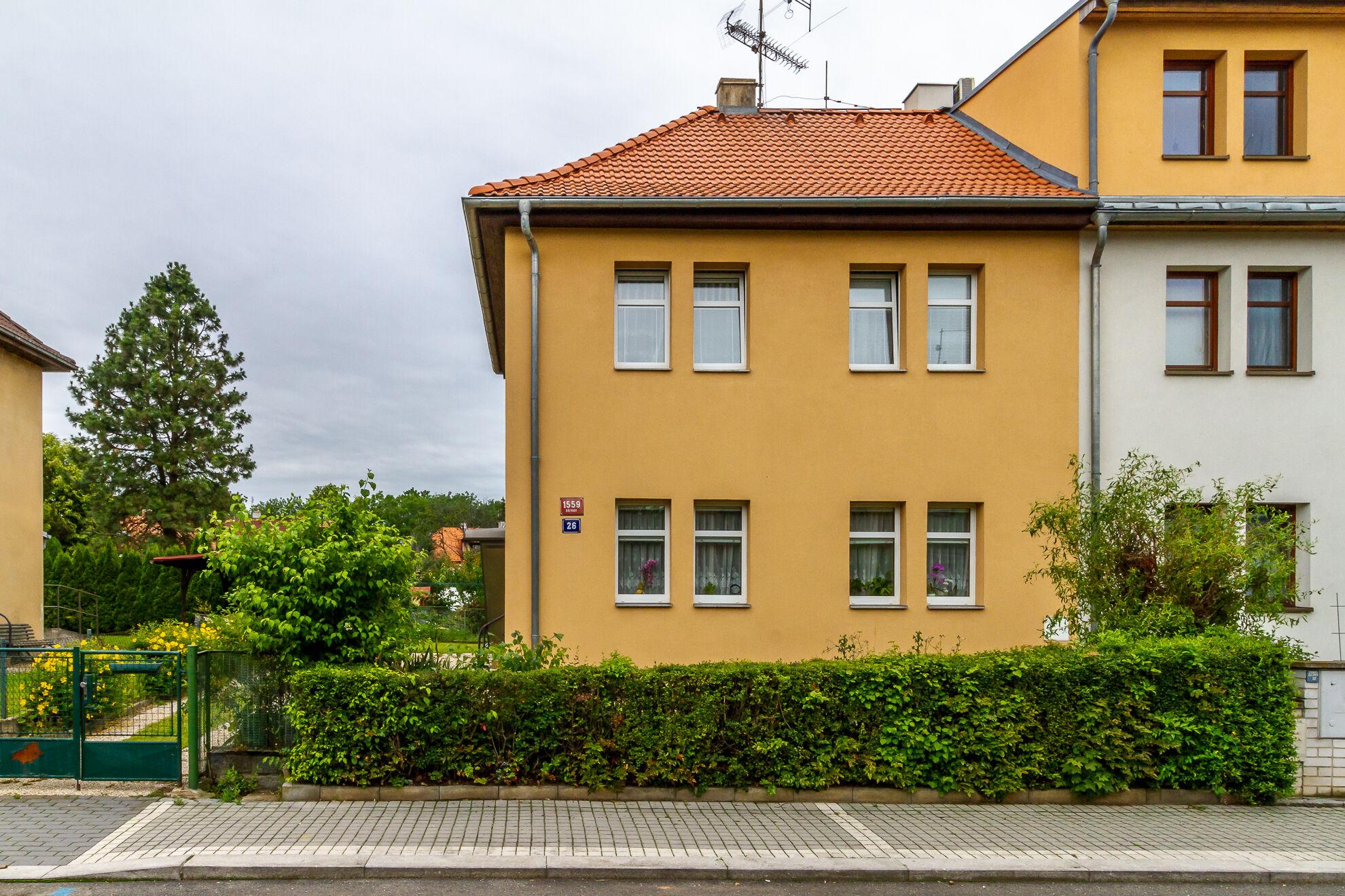 Prodej domu vosobním vlastnictví 139 m², Praha 6 - Břevnov