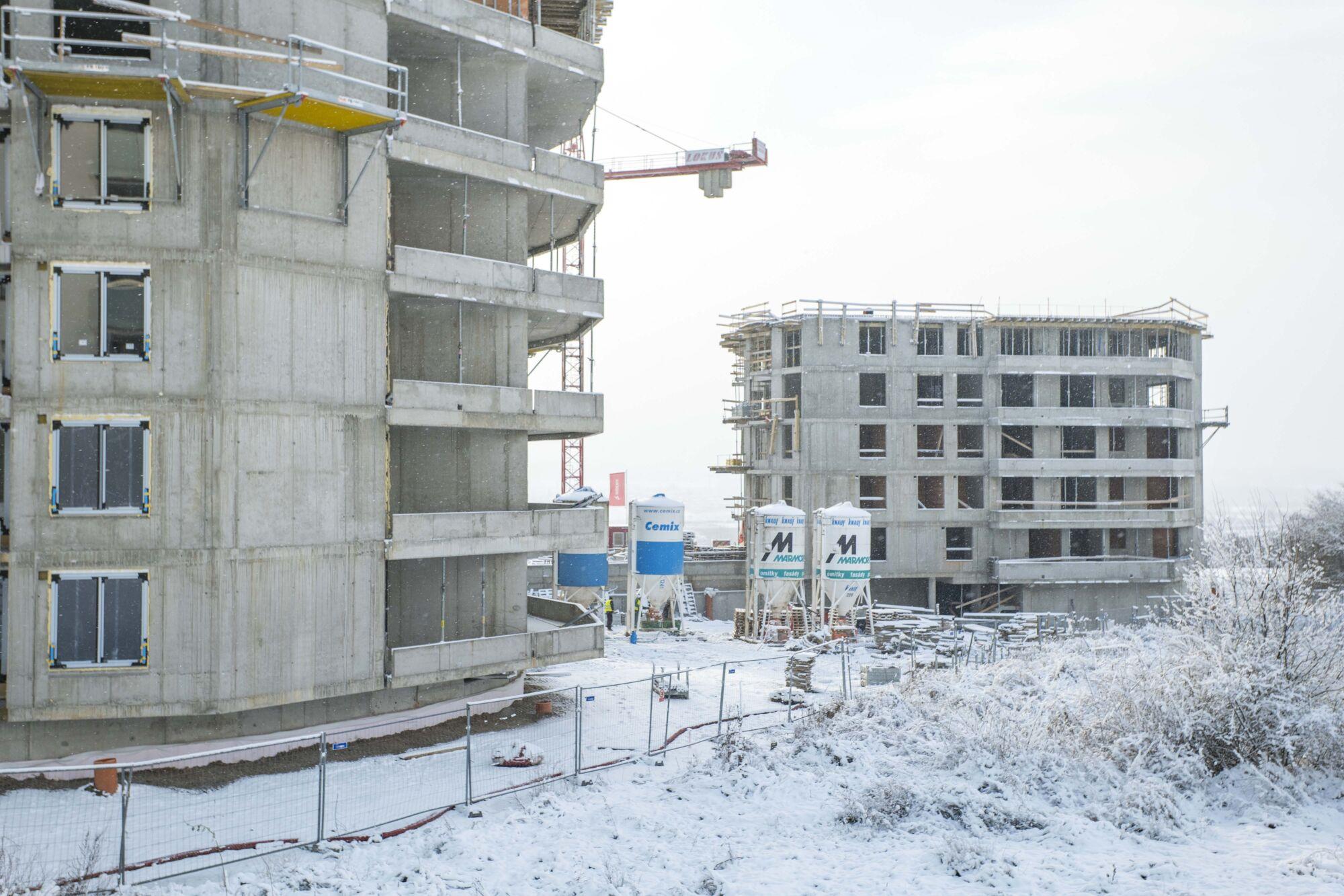 Prodej bytu 2+kk - 56 m², Praha 5 - Stodůlky