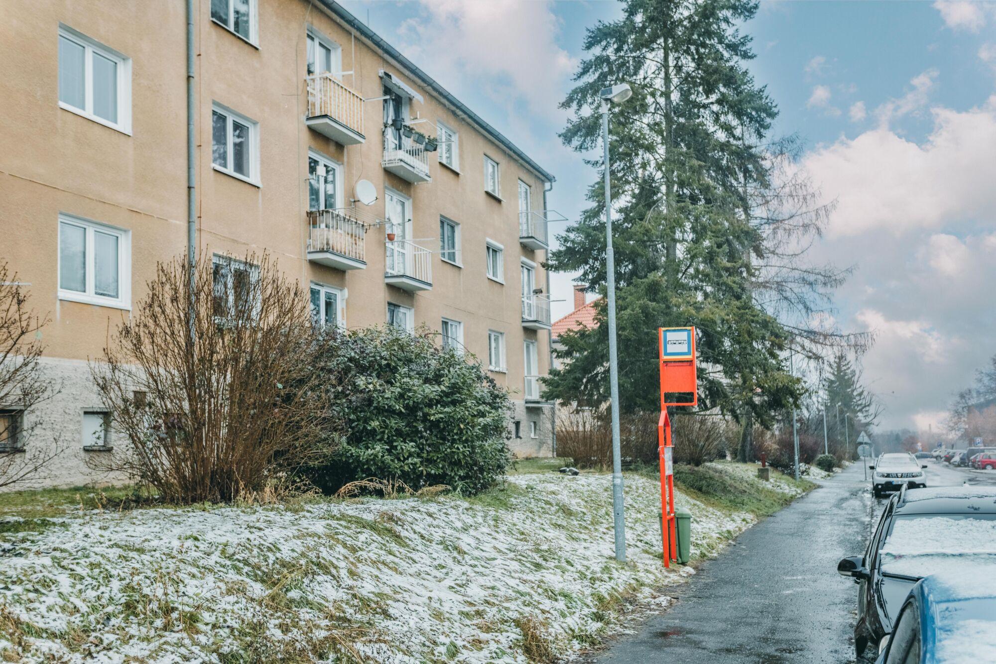 Pronájem bytu 2+1 - 51 m², Mníšek pod Brdy