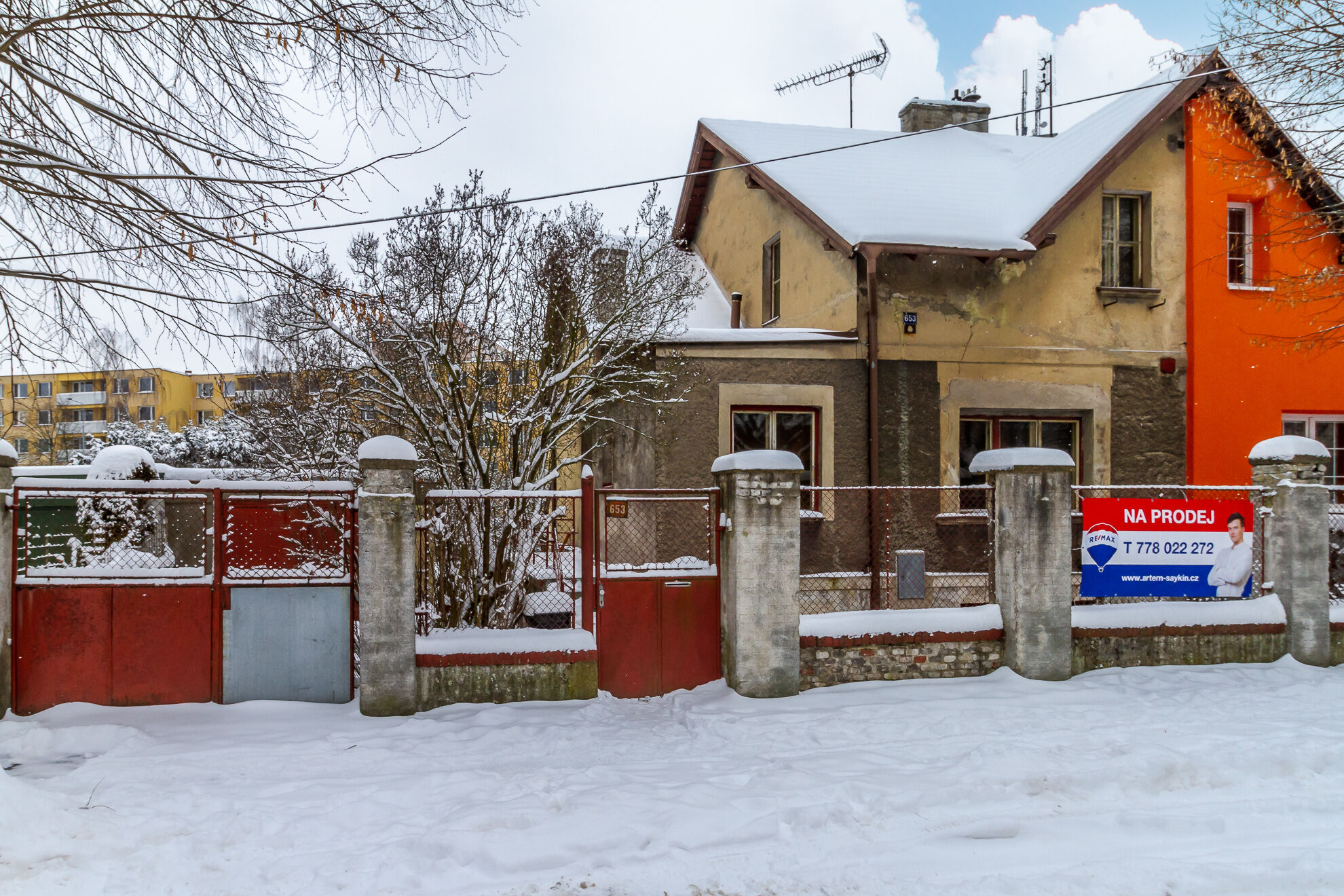 Prodej domu 4+kk vKladně
