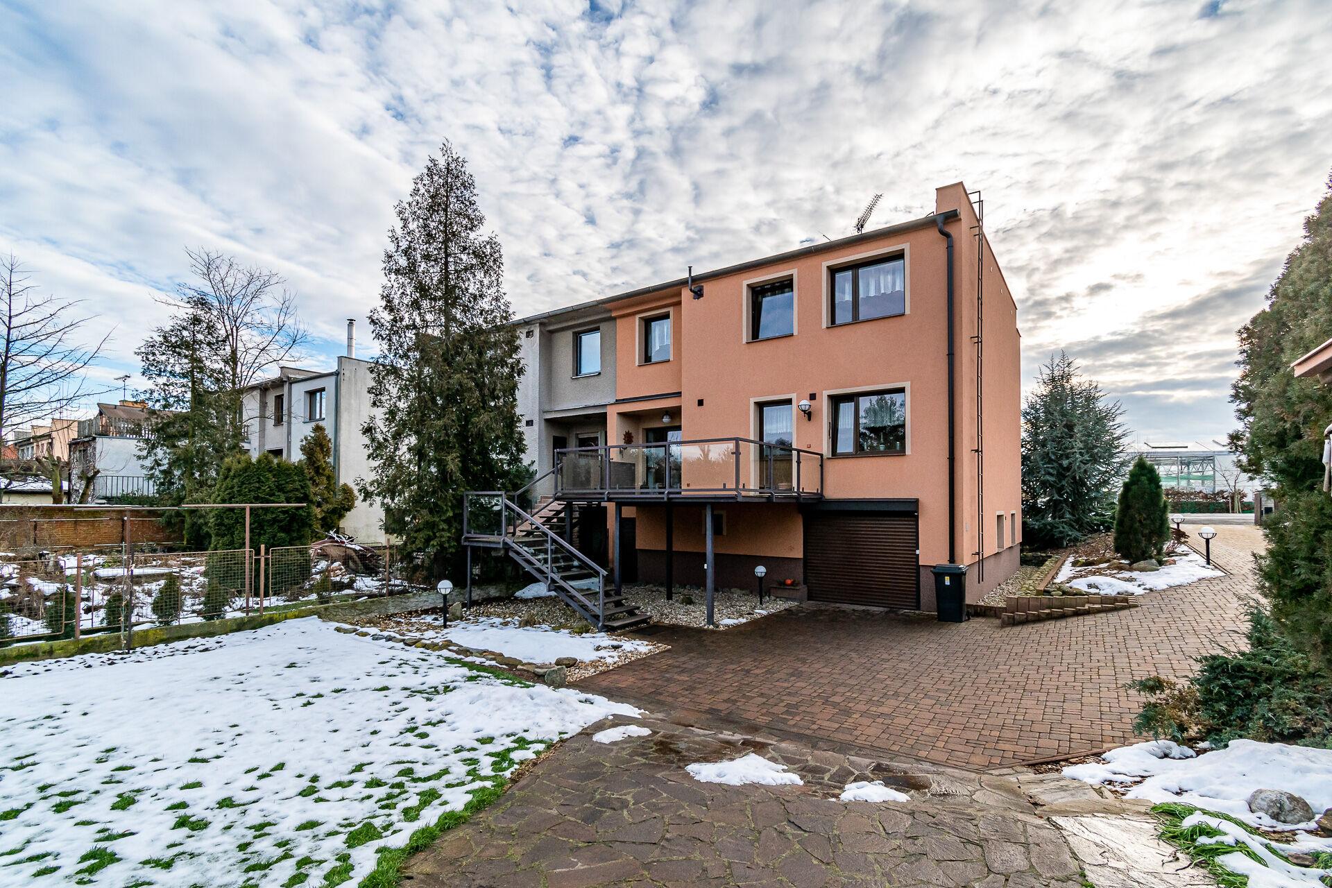 Prodej domu 4+1 Poděbrady
