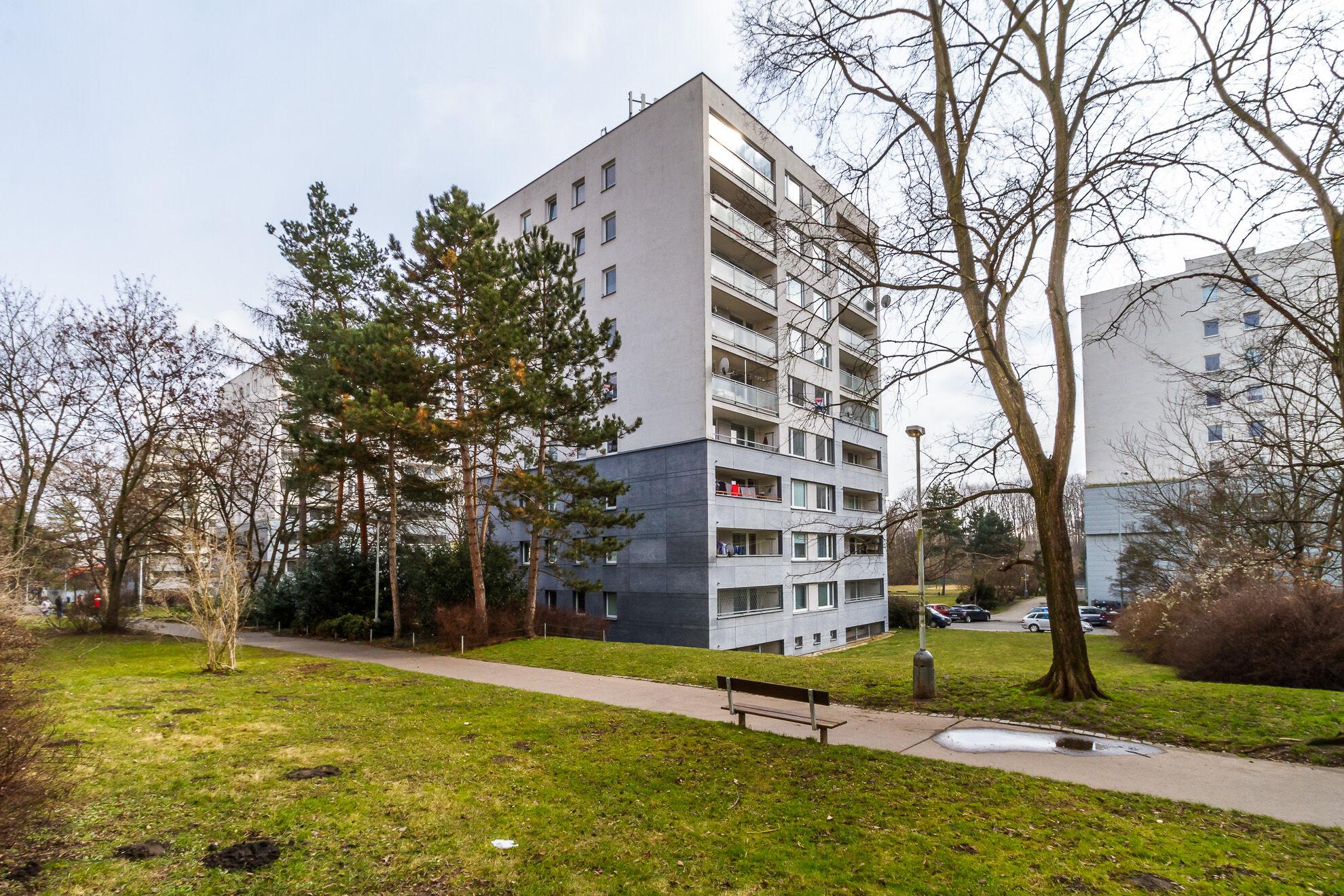 Prodej bytu 3+1 - 66 m², Praha 3