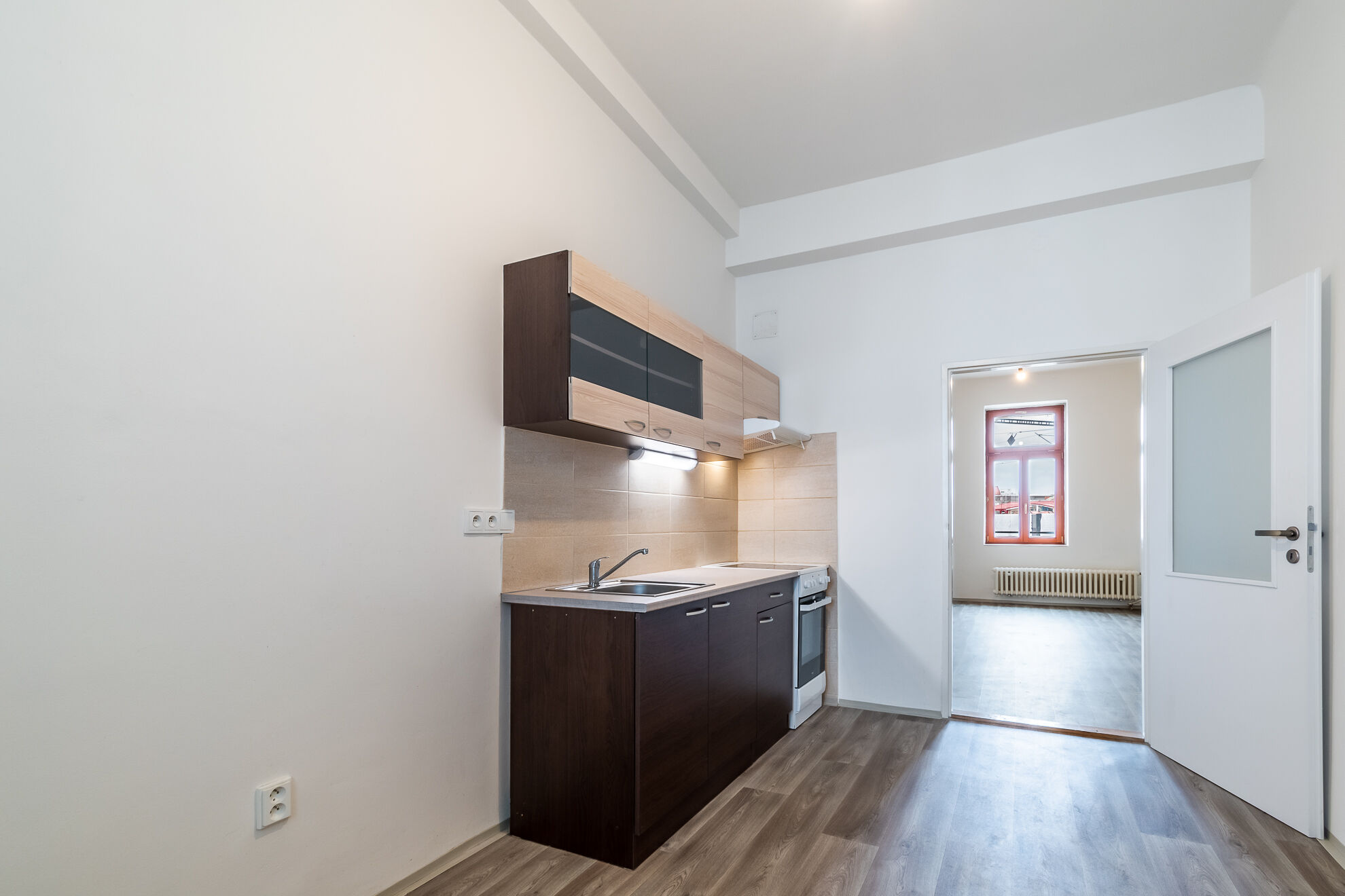 Pronájem bytu 2+1 - 56 m², Praha - Radotín