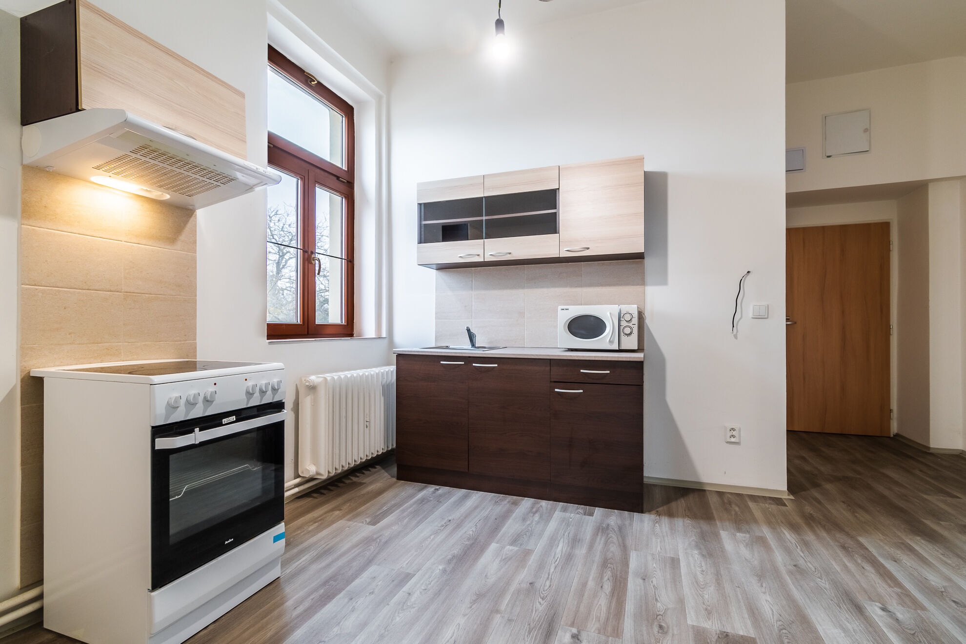 Pronájem bytu 1+1 - 38 m², Praha - Radotín