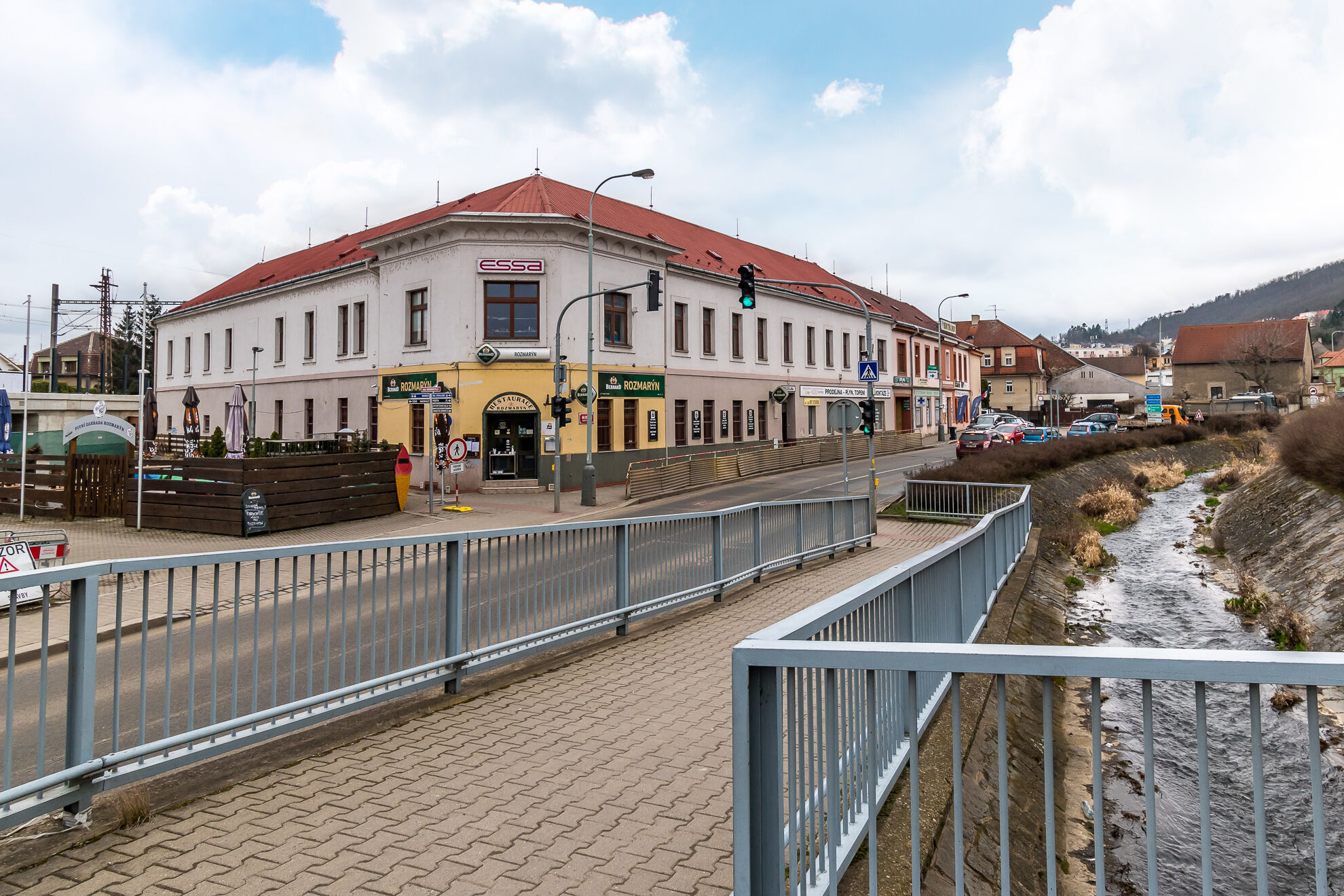 Pronájem bytu 1+1 - 37 m², Praha - Radotín