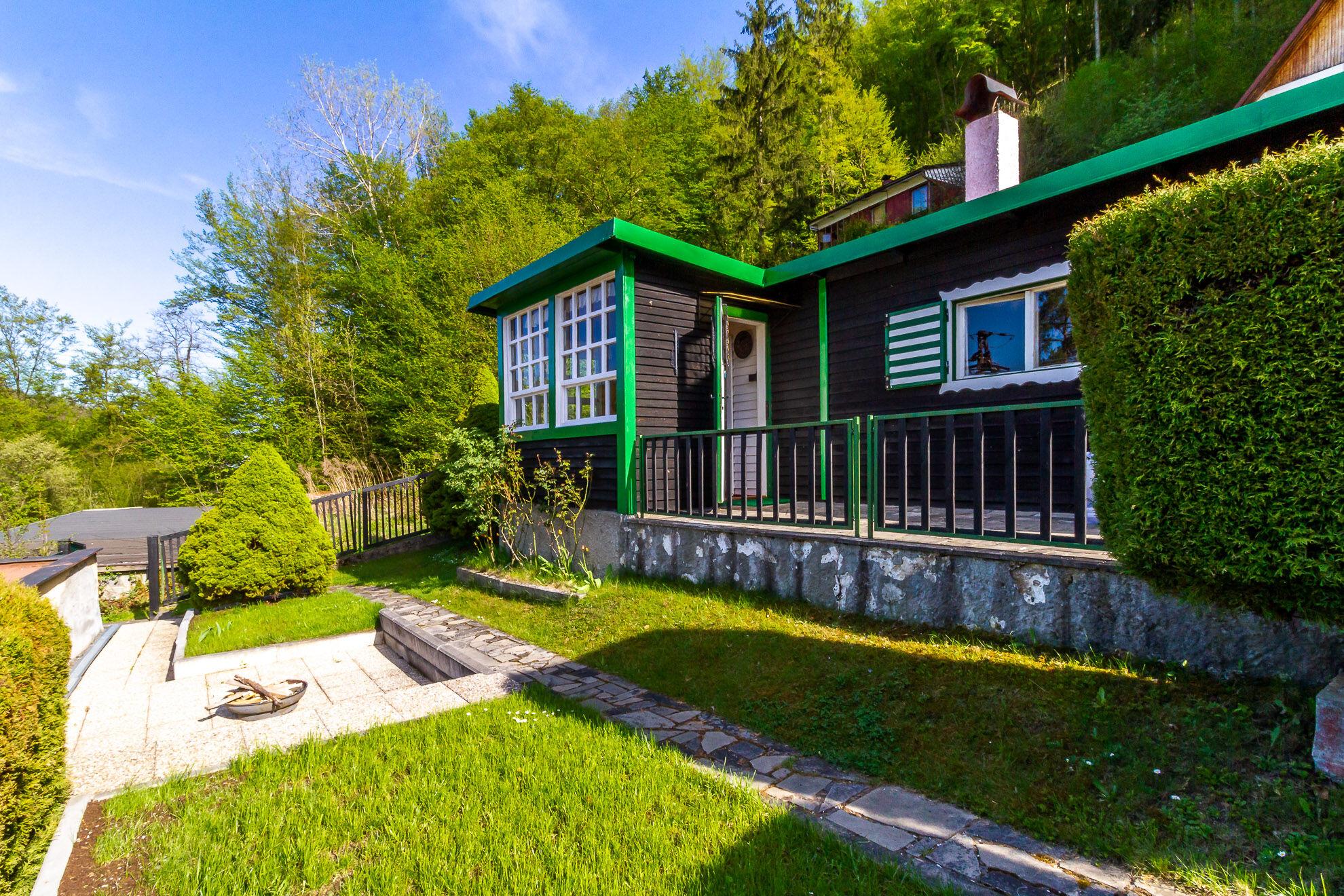 Prodej chaty, Štěchovice